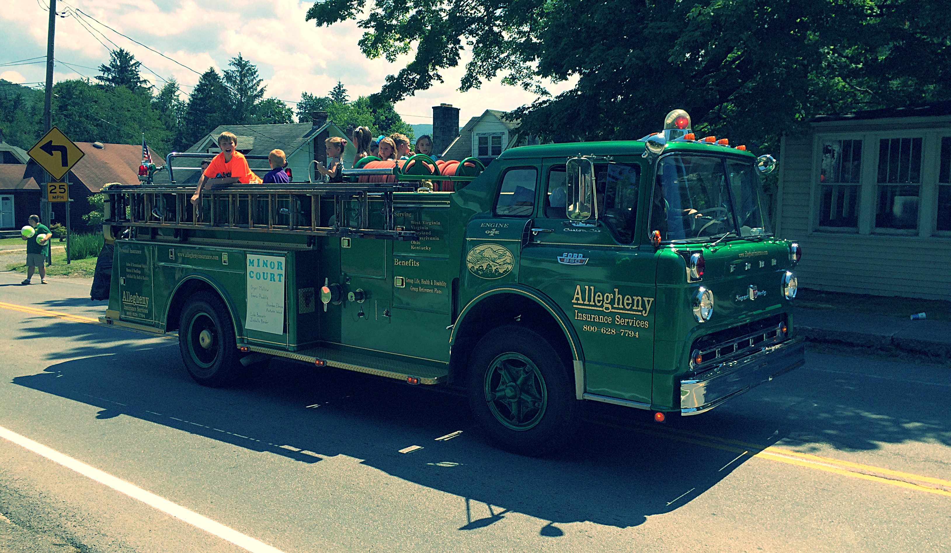 Beverly-Firemans-Festival-Parade-2015-Beverly-WV-