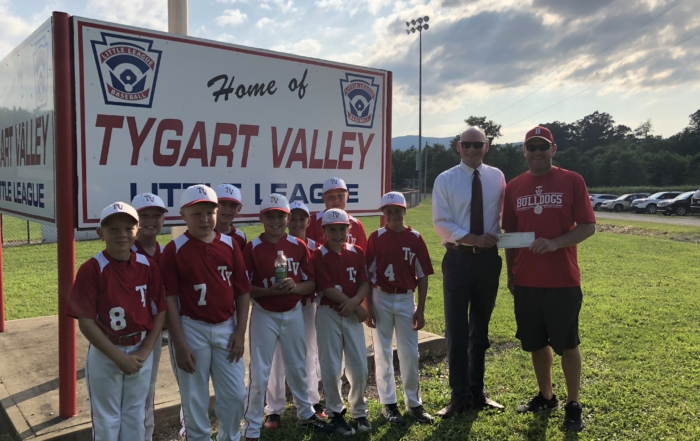 How Tygart Valley Little League 'Kept the Change'